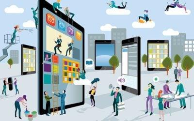 Le développement d'un site internet et d'une application mobile par la réussite de l'expérience utilisateur !