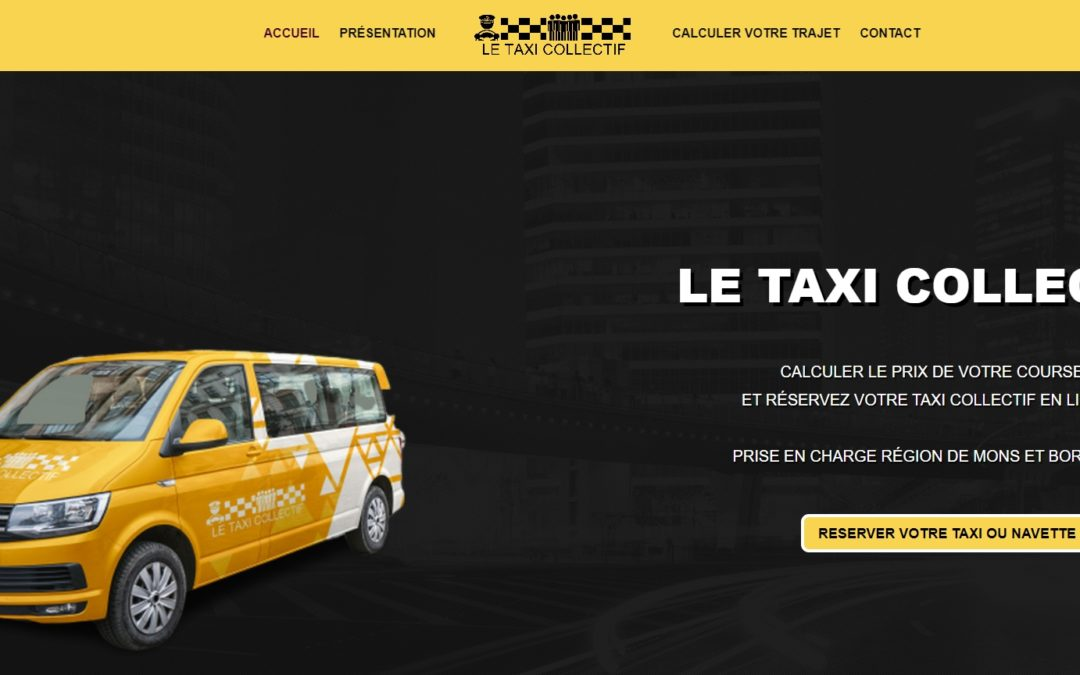 Le taxi collectif